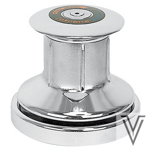 CAPSTAN MOLINETE T500 BRONCE CROMADO 12V/500W