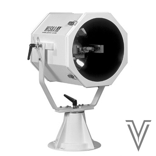PROYECTOR CON BASE 2000W - 230V