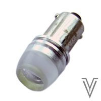 LAMPARA LED BA9S-1,5W-12V-340º-BLANCO FRIO