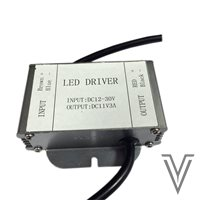 DRIVER INPUT:12-24VDC OUTPUT:11VDC-3A