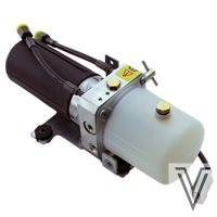 BOMBA ELECTROHIDRAULICA POWER-PACKER - 2P-24V-250CC/M