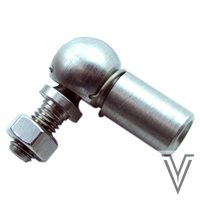 TERMINAL BALL JOINT INOX TIPO MB-M8