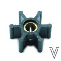 IMPELLER F4 NEOPRENO- 6 PALAS